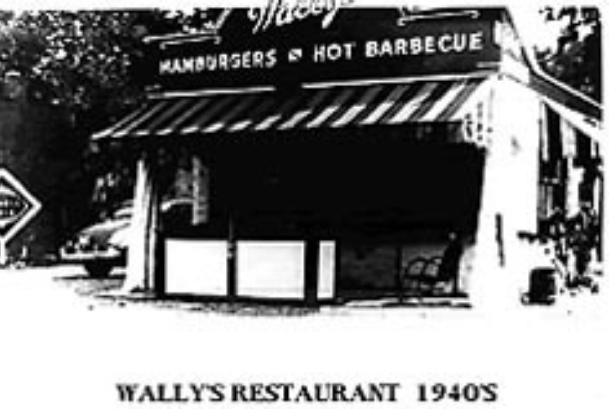 Wally S Began As A Drive In Where Patrons Could Pull Order At The Window And Be Enjoying Chattanooga Best Burger Fries Shakes Minutes All